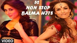 52 Non Stop Balma Hits (Official) - Full Length Video - Exclusively on T-Series Popchartbusters full download video download mp3 download music download