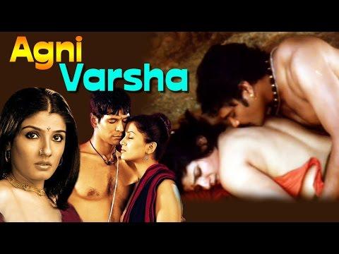Agni Varsha | Full Movie | Amitabh Bachchan | Raveena Tandon | Nagarjuna |Jackie Shroff |Hindi Movie