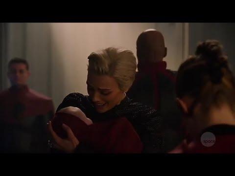 Krypton Season 2 Episode 6   S2 E6  Seg and Nyassa Saved their Son