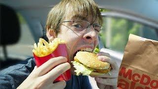 Jeg lever af McDonalds i 24timer - Mad Challenge