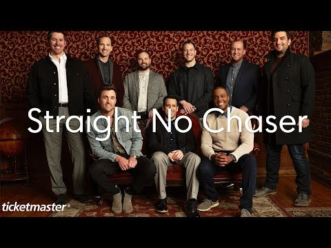 Straight No Chaser in session and interview | Ticketmaster UK