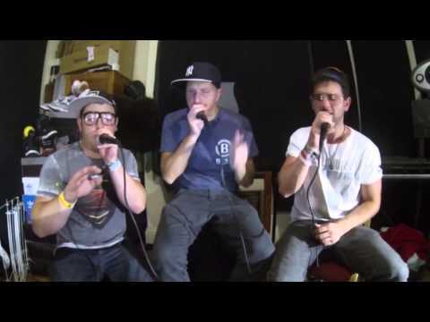 Three relatively unknown beatboxers doing an insane cover