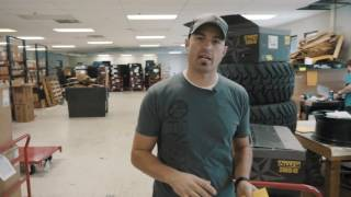 Wheel and Tire Order Process