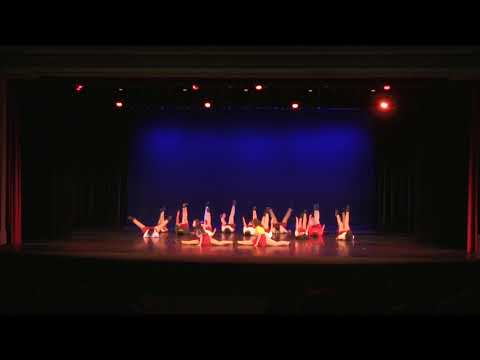 Valley High School's Footworks Dance Company - Aries (Rise of the Ram)