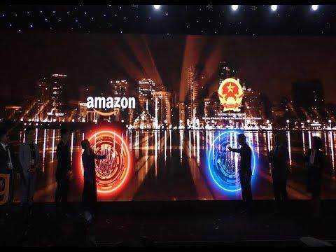 Ký kết biên bản ghi nhớ giữa Bộ Công Thương và Amazon