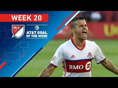 MLS:  Best Goals of Week 20