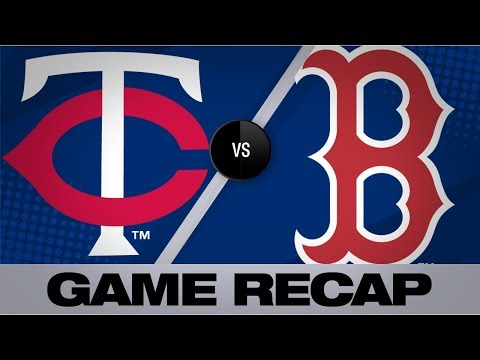Video: Betts' 2 homers, Rodriguez lead Sox | Twins-Red Sox Game Highlights 9/4/19
