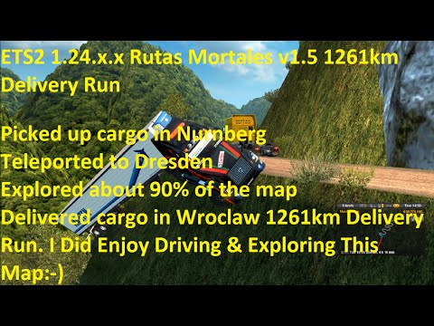Rutas Mortales v1.5