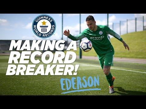 Download MAKING A RECORD BREAKER   EDERSON DE MORAES   Guinness World Records