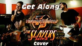 Video Slayers Get Along (スレイヤーズ)  cover por Termosismicos MP3, 3GP, MP4, WEBM, AVI, FLV Mei 2018
