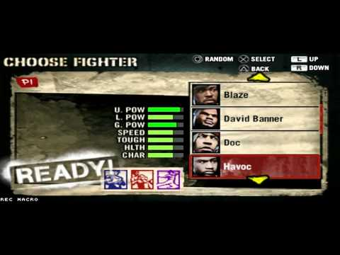 Explicación, calificación y gameplay de Def Jam Fight For Ny para PSP en español HD