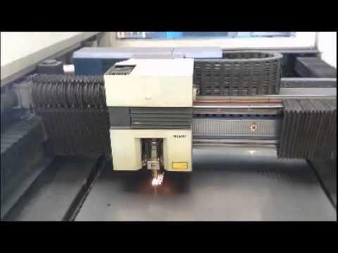 Laser 2D TRUMPF TruLaser 5030 2009