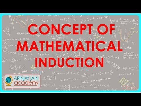 585 Klasse XI - CBSE, ICSE, NCERT - Concept of Mathematical Induktion