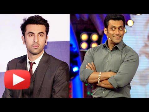 Salman Khan Makes Fun Of Ranbir Kapoor - Bigg Boss