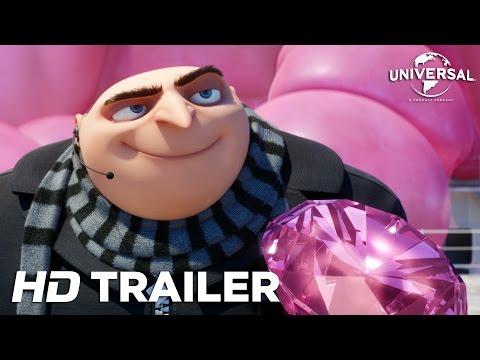 Mi Villano Favorito 3 Trailer Oficial 1