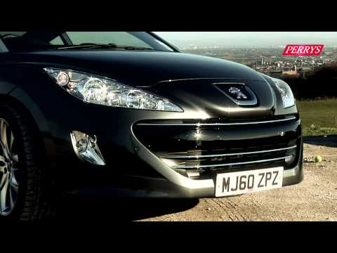 Peugeot RCZ video review