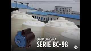 Aplicaciones de la Bomba Doméstica Serie BC-98