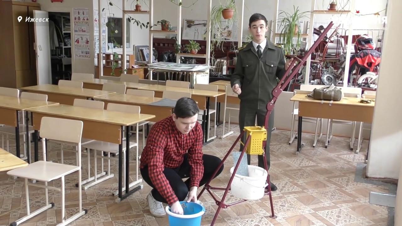 Студенты из Ижевска готовятся презентовать экологический проект на конференции в Берлине
