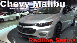 Chevy spices up the popular Malibu with some unique exterior enhancements. Click here to watch all my videos from the Chicago auto show: https://www.youtube.com/playlist?list=PLsrCk-C13kG2HPnd7p1sxKOmxUWjigXyR