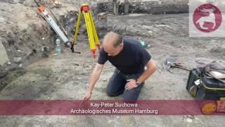 Burg, Sumpfland & Geest: Ausgegraben - Harburger Schloßstraße