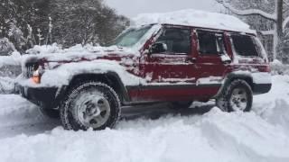 February Blizzard