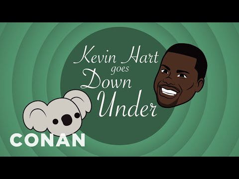 Kevin Hart In Kevin Hart Goes Down Under