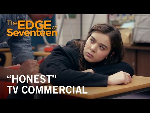 The Edge of Seventeen (TV Spot 'Honest')