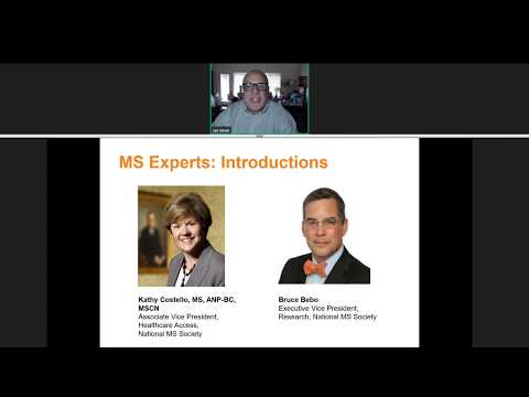 Ask an MS Expert: COVID-19 and MS Research Update