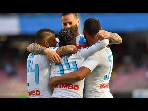 Napoli Cagliari 3-1 highlights Sky HD 2017