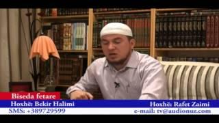 Pendimi është Obligim - Hoxhë Rafet Zaimi dhe Hoxhë Bekir Halimi