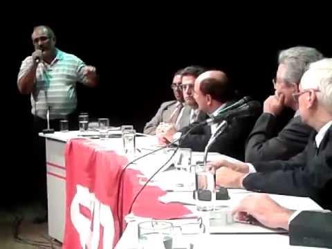 Alvimar, da CPT/MG: Sobre Massacre de Felisburgo, na ALMG: