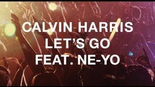 Calvin Harris featuring Ne-Yo -