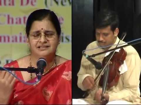 SAMAJA VARA GAMANA (Carnatic Classical Music – Vocal)