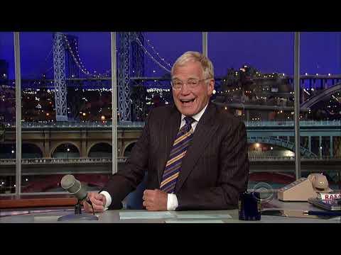 Late Show With David Letterman: Ashton Kutcher, Rafael Nadal, Stewart Copeland 2011 (FULL)