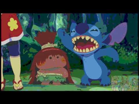 Stitch y Yuna Capitulo 1 Temporada 2 En Español Latino