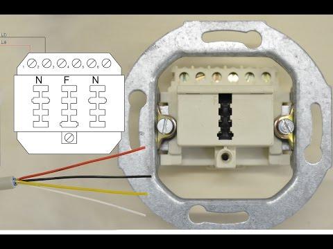 Telefondose anschließen - Telefonanschluss - TAE