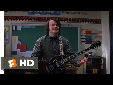 The School of Rock (7/10) Movie CLIP - Telling Off Schneebly (2003) HD