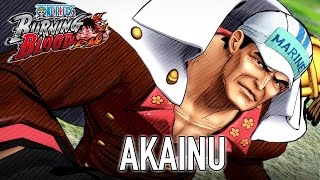 Akainu (Moveset Video)