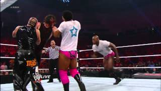 Video Rey Mysterio & Sin Cara vs. Team Hell No: Raw, Nov. 19, 2012 MP3, 3GP, MP4, WEBM, AVI, FLV Juli 2018
