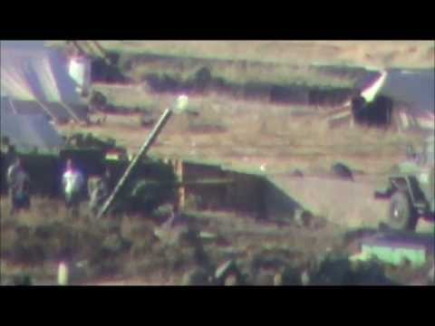 The alleged June 4th video of Assad's forces outside Homs