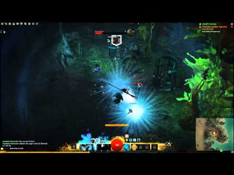 gw2 underwater - Showcasing the Asuran Guardian underwater combat in the GW2 beta. Guild Wars 2 Beta by ArenaNet https://buy.guildwars2.com/en/