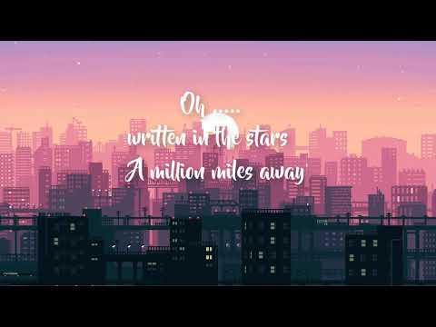 Tinie Tempah - Written In The Stars ft. Eric Turner Lyrics Video