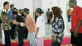 Video Tamu Presiden Jokowi di Gedung Agung MP3, 3GP, MP4, WEBM, AVI, FLV Januari 2019