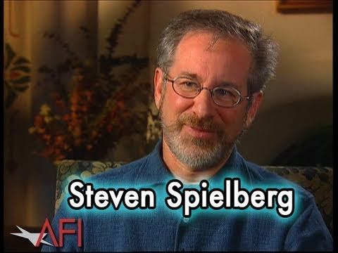 Steven Spielberg on the Importance of Studying Classic Films