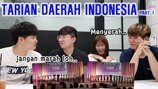 Video REAKSI GOKIL ORANG KOREA MELIHAT TARIAN ACEH  인도네시아 아쩨지역 전통춤 보기 MP3, 3GP, MP4, WEBM, AVI, FLV Juni 2019