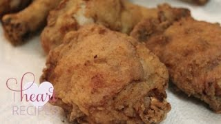 Southern Fried Chicken Recipe - Better Than Popeyes! | I Heart Recipes