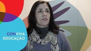 CONVIVA EDUCAÇÃO - Depoimento Rosely Dias