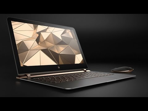 , title : 'New HP Spectre 13 Launches As World's Thinnest Laptop At Just 10.4 Millimeters Thick'