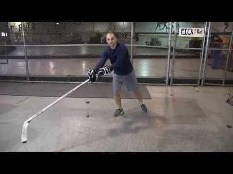How to Perform a Toe Pull That WORKS – New Hockey Stickhandling Drill