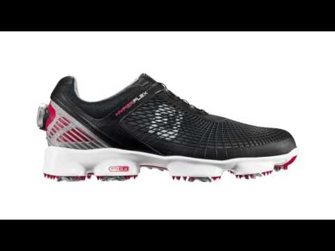 FootJoy HyperFlex & D.N.A. golf shoes - updated models (2016)